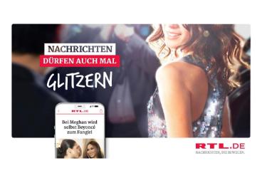 """""""Nachrichten, die bewegen"""": RTL.de startet erste Imagekampagne"""