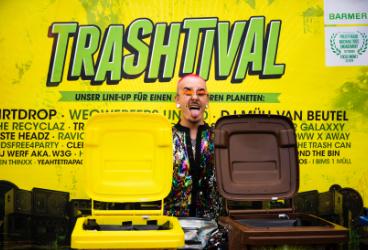 BARMER: Crossmediale Kampagne digital & auf Festivals