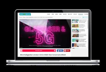 Telekom-Netzausbau: Awareness in der jungen Zielgruppe