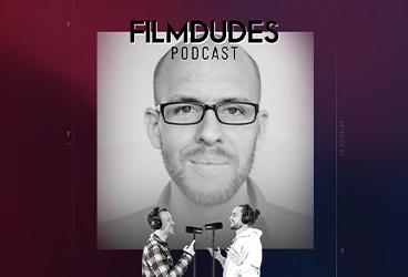 Guido geht fremd: Unser CEO zu Gast beim FILMDUDES Podcast.