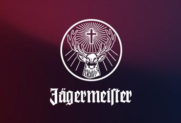 Cube-Ads für Jägermeister. Destilliert und ausgeliefert von Pushfire.